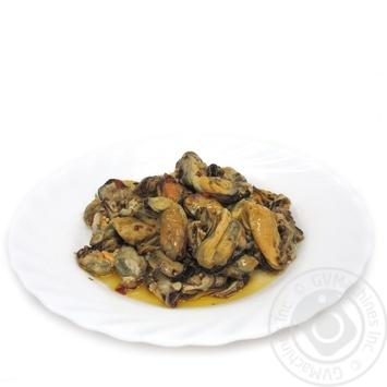 mussles Ryf pickled