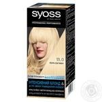 Осветлитель для волос Syoss с технологией Salonplex 13-0 Ультра осветлитель