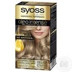 Крем-фарба SYOSS Oleo Intense Бежевий блонд 8-05