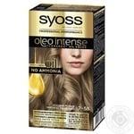 Краска для волос SYOSS Oleo A7-58 холодный русый