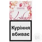 Сигарети Lifa Strawberry Super Slims