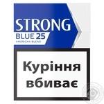 Цигарки Strong Blue 25шт