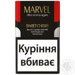 Сигариллы Marvel Sweet cherry с фильтром