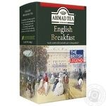 Ahmad Tea English Breakfast Black Tea 200g - buy, prices for Novus - image 1