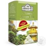 Чай Китайський зелений Ахмад 100г - купити, ціни на Фуршет - фото 1