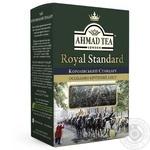 Ahmad Tea Royal Standard Large Leafy Black Tea 50g - buy, prices for MegaMarket - image 1