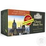 Ahmad Tea Classic Black Tea in tea bags 20х2g - buy, prices for Furshet - image 1