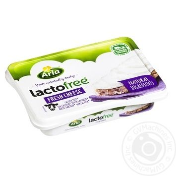 Arla Lactose-free Cream Cheese 50% 150g - buy, prices for MegaMarket - image 1