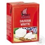 Продукт сирний фета Viking Danish White 50% 200г
