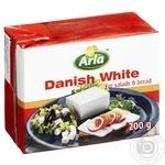 Сирний продукт Arla Danish White розсольний 50% 200г