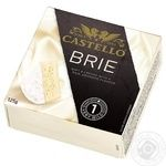Castello Brie Soft Cheese with White Mold 50% 125g