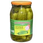 Hospodarochka pickled cucumber 875g