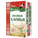 Пластівці вівсяні Козуб Зерно Белорусi 500г