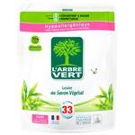 Средство для стирки L'Arbre Vert Растительное мыло 1,5л