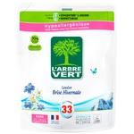 Засіб рідкий для прання L'Arbre Vert Зимова прохолода 1,5л