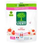 L'Arbre Vert Liquid Detergent Aroma of Flowers 1,5l