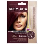 Fito Cosmetic Hair Dye Cream-henna Burgundy 50ml