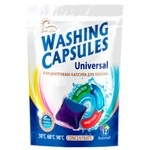 Капсули для прання Sun Lux Universal концентровані 12шт