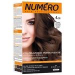 Фарба для волосся Brelil Professional Numero 4.38 Chocolate brown Гіркий шоколад 140мл