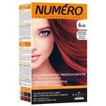 Фарба для волосся Numero 10.21 Темний насичено червоний блонд