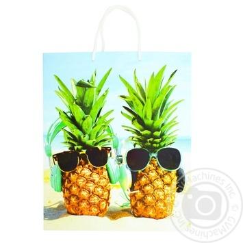 Пакет подарочный Fox Family Super big bag line - купить, цены на СитиМаркет - фото 1