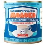 Молоко сгущенное Рогачев концентрированное стерилизованное 8,6% 300г