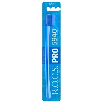Зубна щітка R.O.C.S. Pro м'яка - купити, ціни на Восторг - фото 5