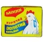 Бульйон курячий Золотий Maggi 10г