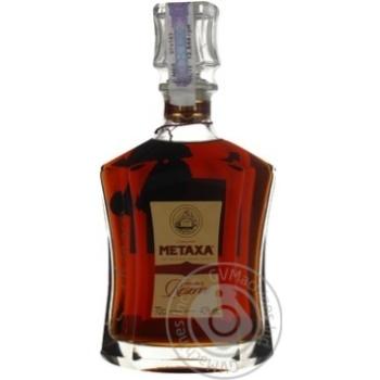 Бренди Metaxa Private Reserve 40% 0,7л - купить, цены на Novus - фото 1