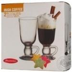 Стакан для гарячого Pasabahce Irish Coffee 44109 2шт