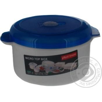 Ємність для морозильника Plast Team 1,5л 3107 - купить, цены на Novus - фото 2