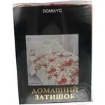 Комплект постельного белья Домикус двухспальный 175х210см