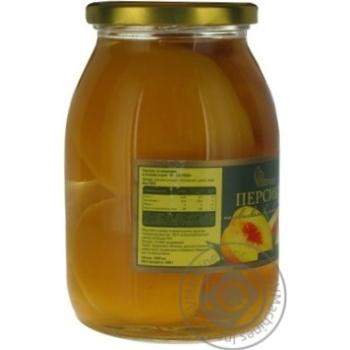 Персики Бэлфуд Голд половинками в легком сиропе 600г Болгария - купить, цены на Novus - фото 2