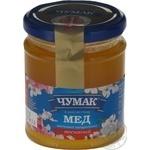 Honey Chumak Spring flowery 250g glass jar Ukraine