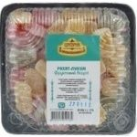 Turkish delight Confectionery constantinople fruit 180g Ukraine