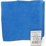 Рушник Домікус 50*100 синій,блакитний