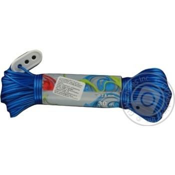 Мотузка для білизни MTM 30м ПВХ
