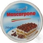 Сыр Касарелли Маскарпоне мягкий сливочный 82% 250г