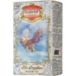Черный чай Габриел Грифон цейлонский байховый терпкий среднелистовой 100г Шри-Ланка
