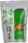Зеленый чай Тянь-Шань с тропическими фруктами 80г Украина
