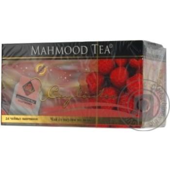 Чай Махмуд малина черное