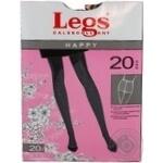 Колготки женские Legs Happy 20 nero р.5 101 шт