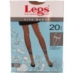 Tights Legs polyamide for women 20den 3size