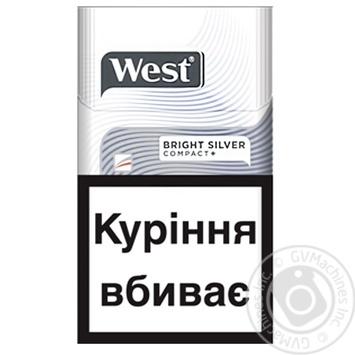 Вест сильвер сигареты купить как выглядит одноразовая электронная сигарета внутри