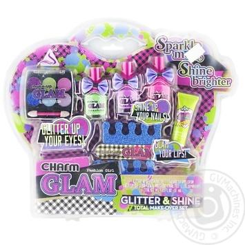 Набір дитячої косметики 027 Qunxing Toys - купить, цены на Novus - фото 1