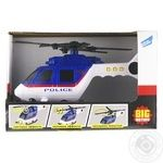 Big Motors Police Helicopter Toy