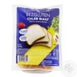 Хлеб Bezgluten белый резанный 300г