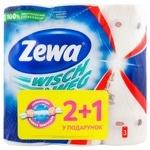 Zewa Wisch & Weg Two-Layer |Paper Towels 2+1