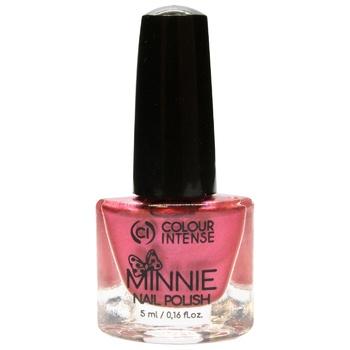 Colour Intense Minnie 204 Pearl Lilac Nail Polish 5ml