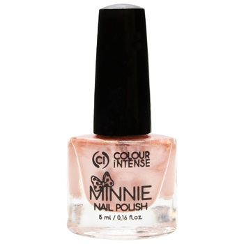 Лак Colour Intense Minnie для нігтів 206 Pearl Rose Gold 5мл